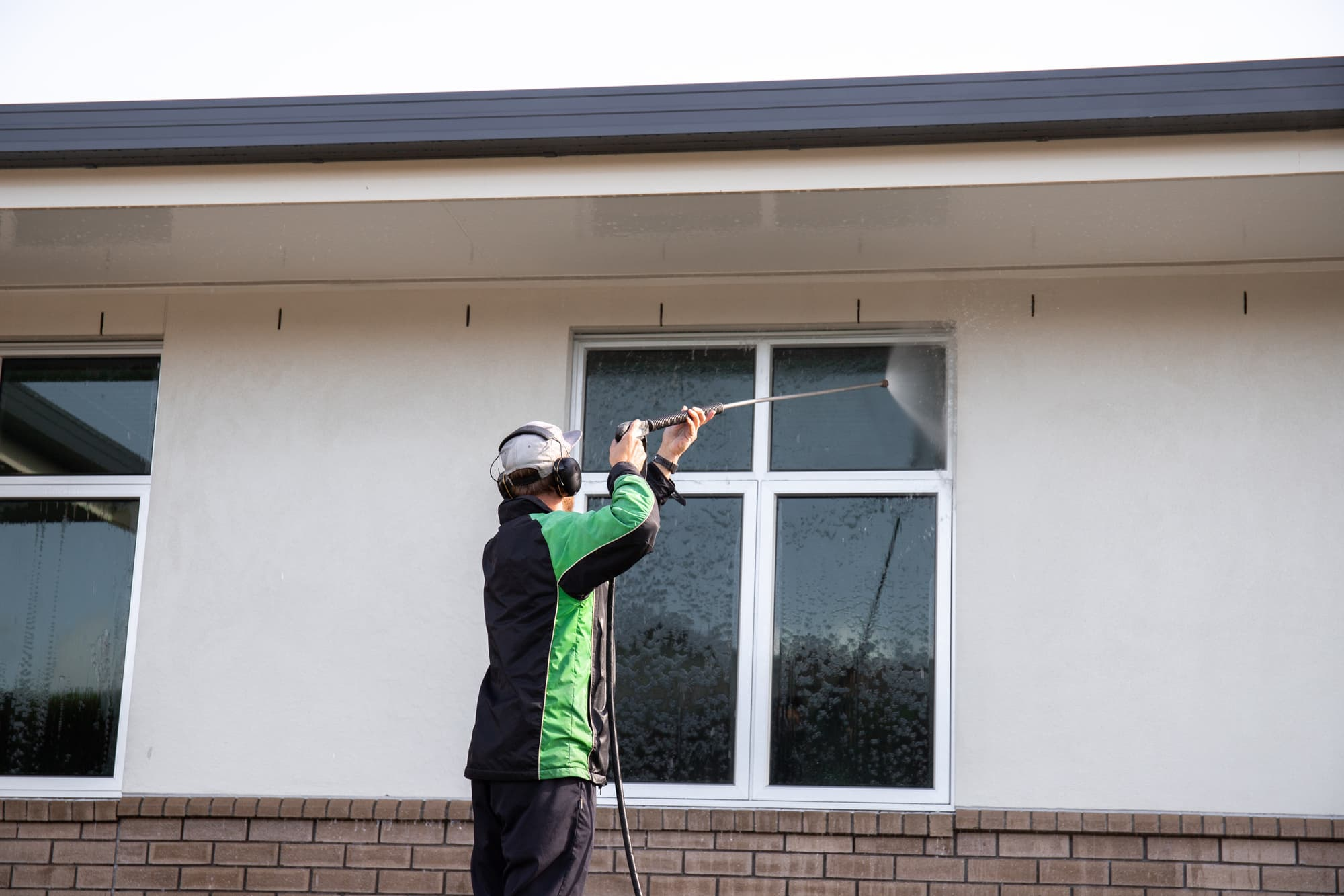 Do I need a professional window cleaner?