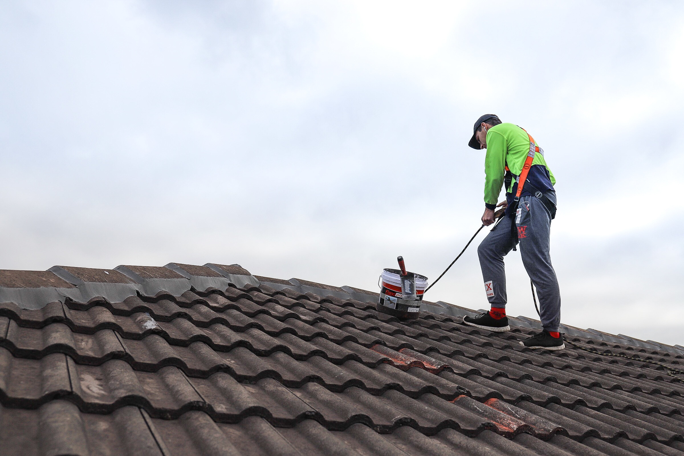 We're roof maintenance specialists