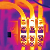 What can thermal imaging detect?
